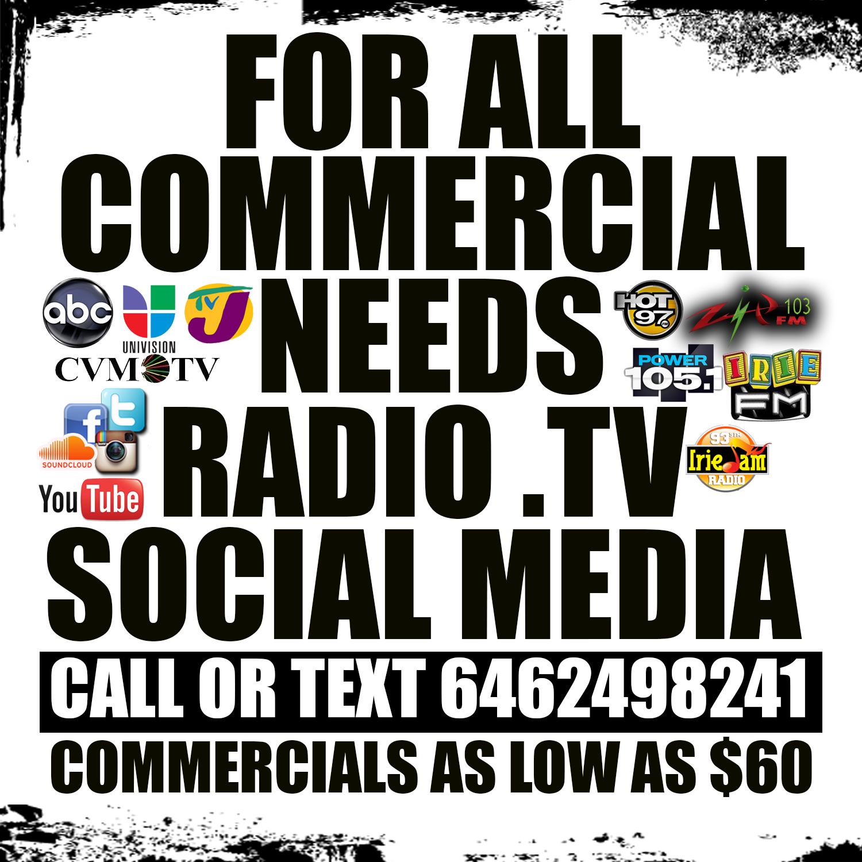 RADIO COMMERCIAL AD