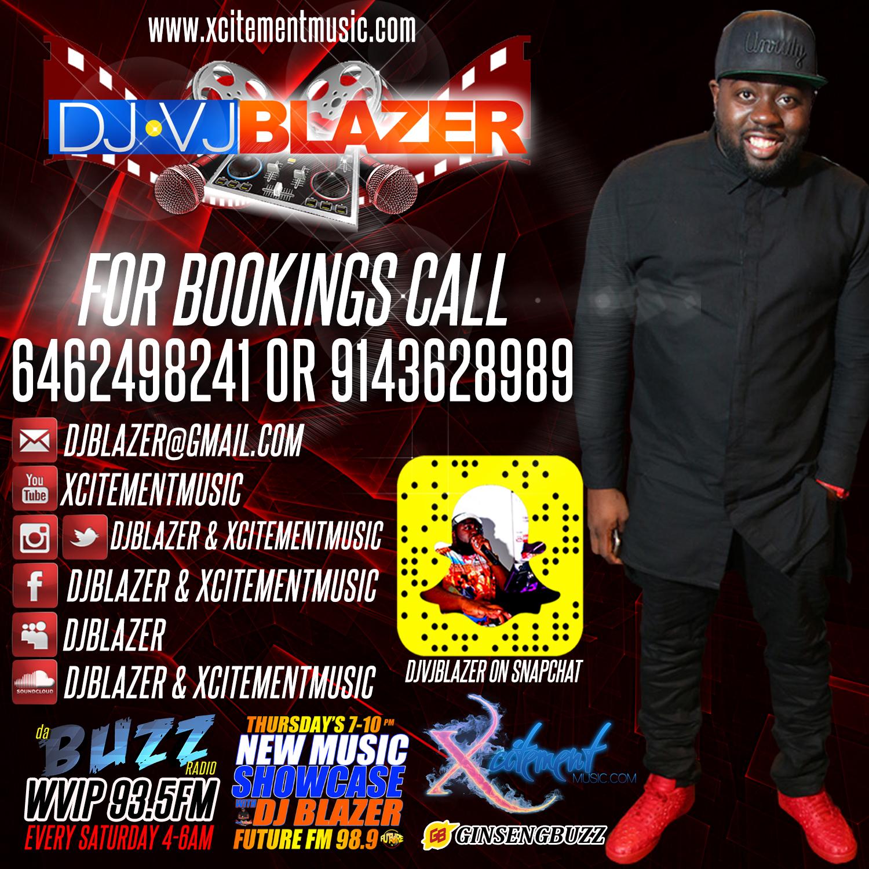 blazer booking promo